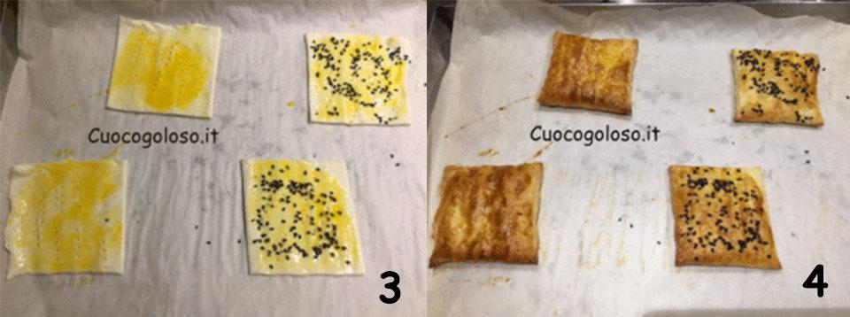 blocco2-2 Sfoglie Croccanti con Crema agli Asparagi e Gorgonzola