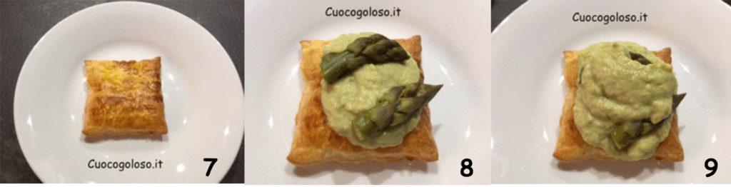 blocco4-1-1024x262 Sfoglie Croccanti con Crema agli Asparagi e Gorgonzola