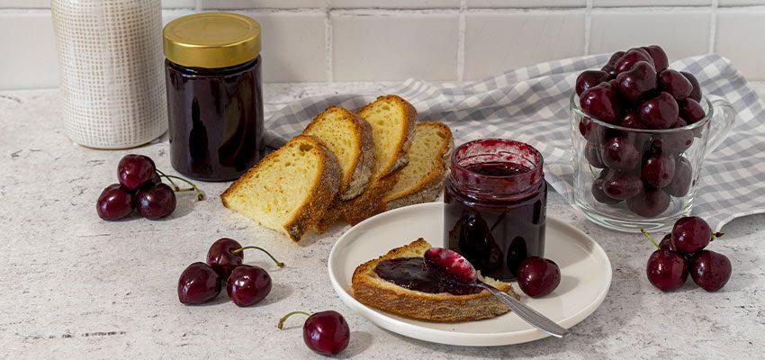 confettura-di-ciliegie-ricetta-850x400 Confettura di Ciliegie e Vaniglia