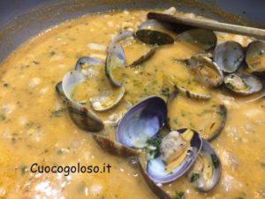 zuppa-di-vongole-e-cannellini.8-300x225 Zuppa di Cannellini, Vongole Veraci e Limone