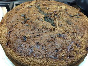 8E41DE34-6D16-4A2D-B319-A851655BEA3A-300x225 Torta alla Nutella variegata ai Mirtilli