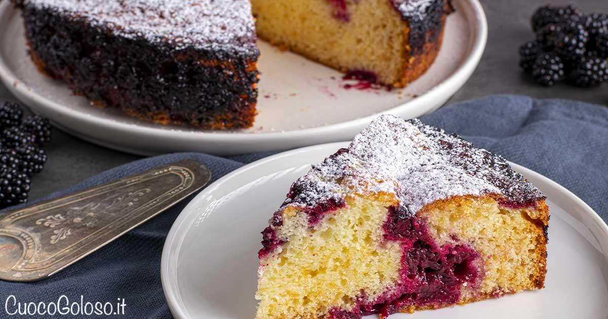 Torta Soffice con Panna e More