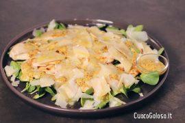 Tagliata di Petto di Pollo Marinato e Salsa alla Senape