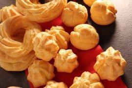 Pasta Choux o pasta per Bignè