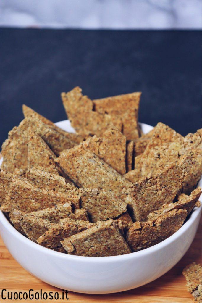 3BDA8F99-E6E2-4056-B199-1FE15F580C7C-683x1024 Crackers di Grano Saraceno e Mandorle senza Glutine