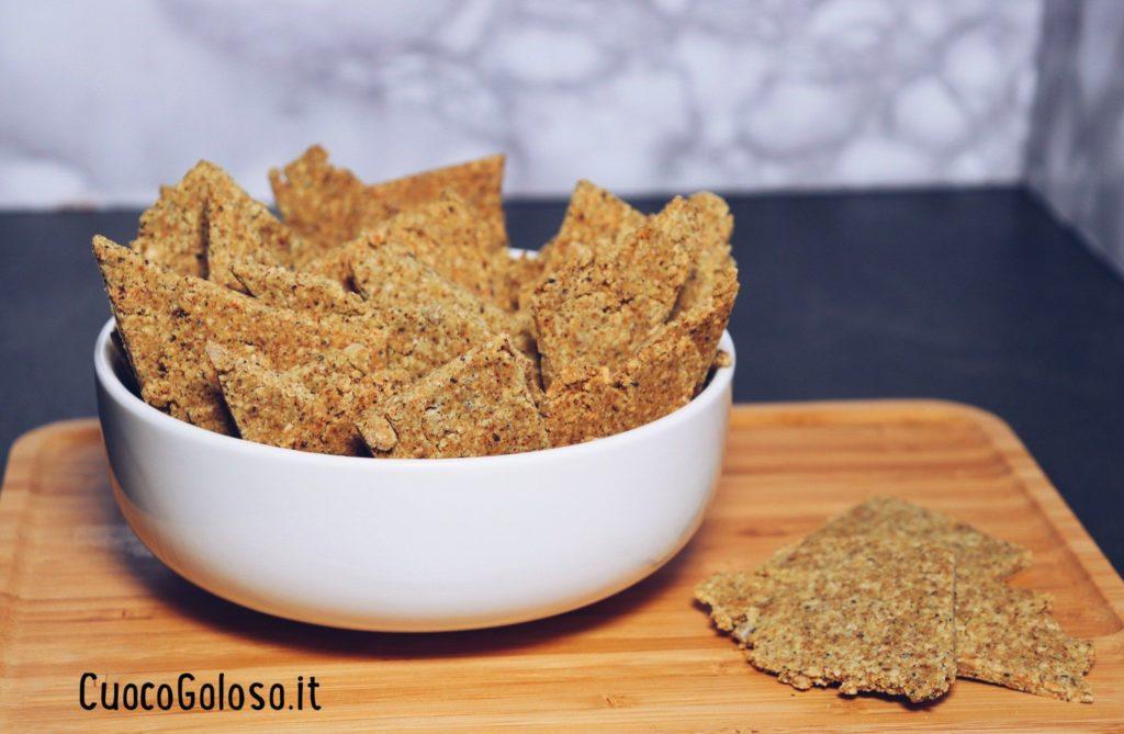 A873FCC3-75C2-4354-AB9F-3EE6AC6F4F12-1024x669 Crackers di Grano Saraceno e Mandorle senza Glutine