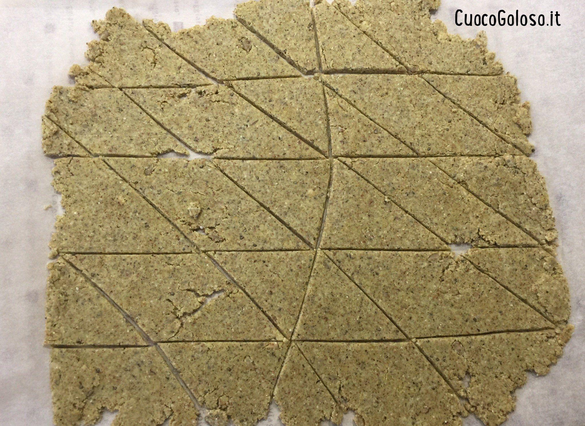 D67D8E15-CF46-4C85-97CF-8E58F2AA67D0 Crackers di Grano Saraceno e Mandorle senza Glutine