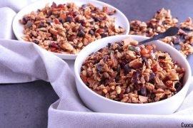 Granola Homemade, pericolosamente Golosa