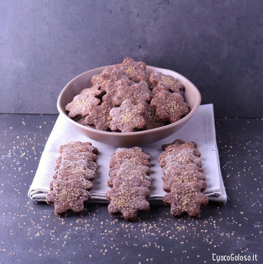 A960AB3F-07AA-4889-A229-2DD224628916-1021x1024 Biscotti Integrali e Grano Saraceno, senza Burro con Nocciole e Cioccolato Fondente