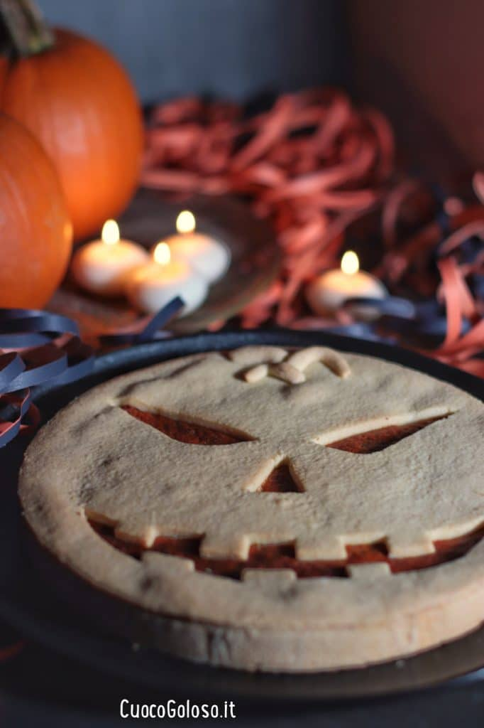IMG_3312-682x1024 Crostata Halloween alla Zucca