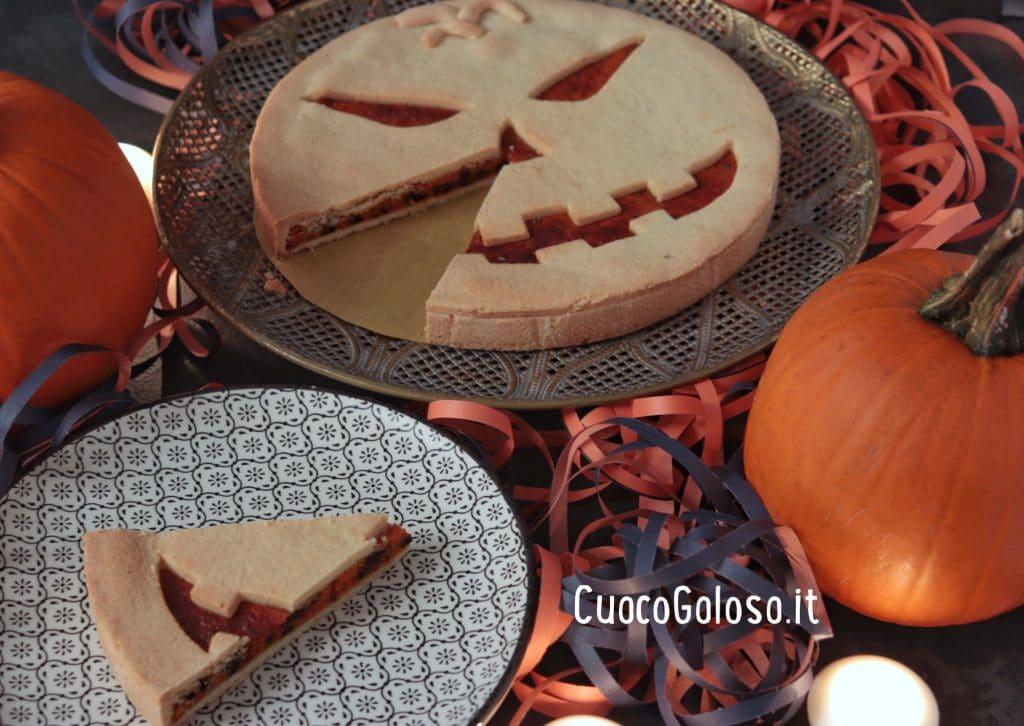 IMG_3315-1024x726 Crostata Halloween alla Zucca