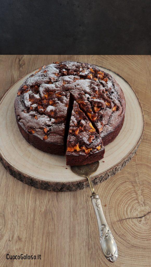 IMG_3349-580x1024 Torta Soffice con Cioccolato e Mango