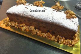Plumcake Cuore Croccante senza Burro