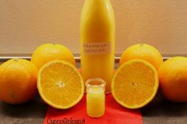 Arancello Cremoso, il lato setoso del Liquore all'Arancia