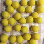 IMG_4196-150x150 Tartufini Mimosa al Cioccolato Bianco con Cuore di Nocciola