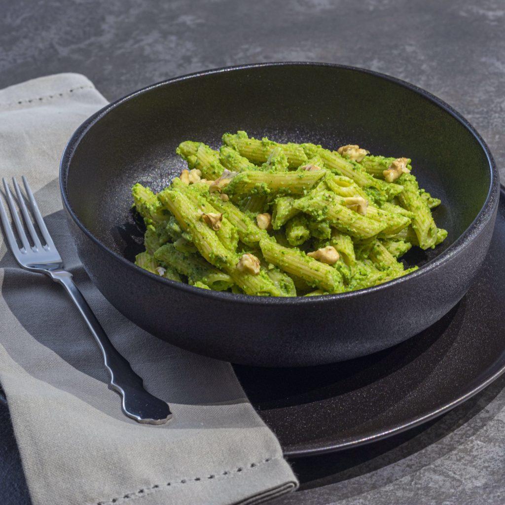 IMG_4748-1024x1024 Penne Rigate con Pesto di Broccoli