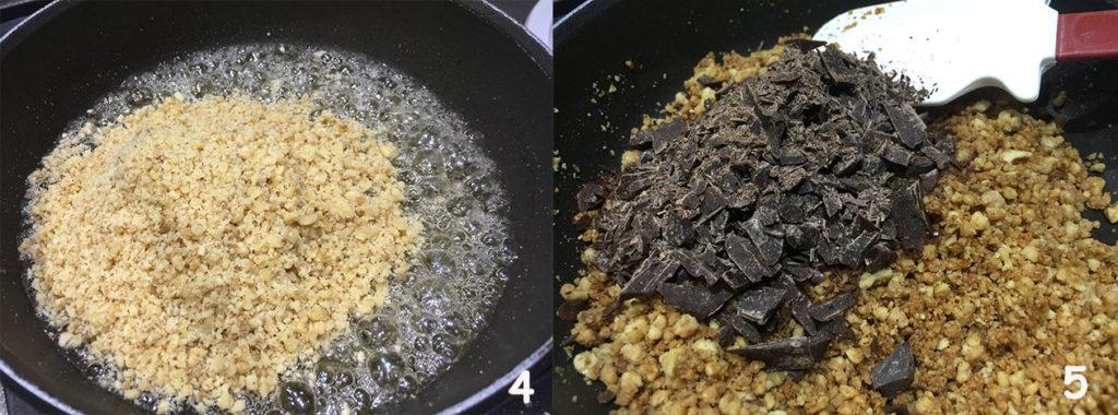 BLOCCO2-1-1024x380 Torta con Stracchino, Noci e Glassa Croccante al Cioccolato