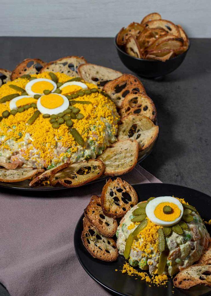 INSALATA-RUSSA-SITO-729x1024 Insalata Russa con Pollo, da piatto conteso a gustosa ricetta