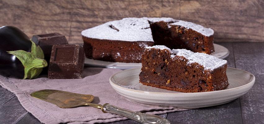 BLOG-1-2 Torta di Melanzane e Cioccolato Fondente