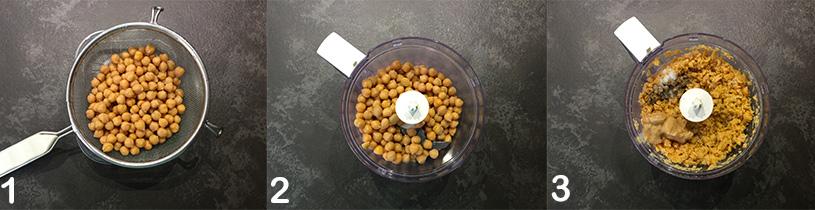 FOTOPASSAGGI-1-1 Penne con Pesto di Ceci e Pomodori Secchi, gusto e benessere