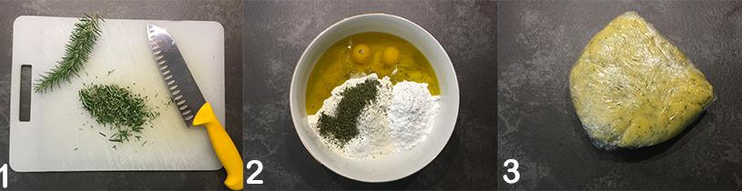 FOTOPASSAGGI-1 Biscotti Cuor di Mela all'Olio Extravergine