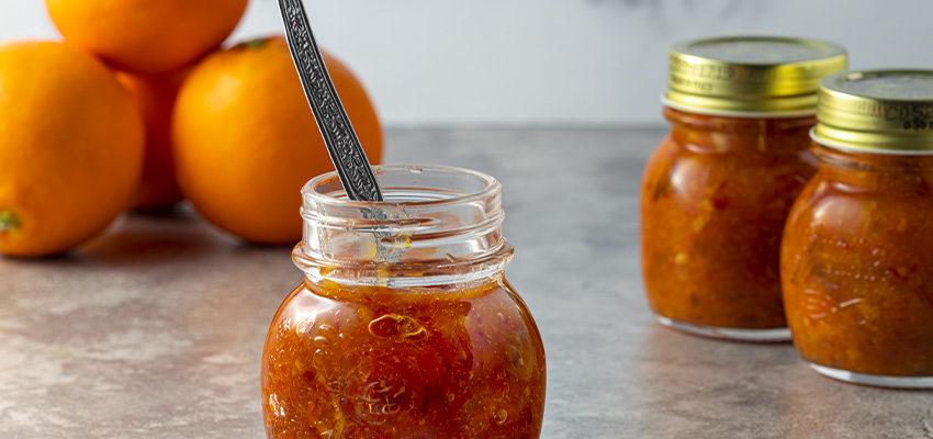 marmellata-di-arance-e-datteri-bl1-850x400 Marmellata di Arance e Datteri, meno zucchero senza rinunce