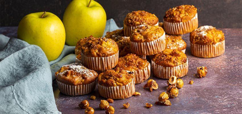muffin-con-mele-e-croccante-alle-nocciole-bl1-850x400 Muffin con Mele e Croccante alle Nocciole