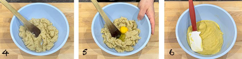 zeppole-salate-con-robiola-e-pomodori-secchi-fp2 Zeppole con Crema di Robiola, Pomodori Secchi e Olive Taggiasche