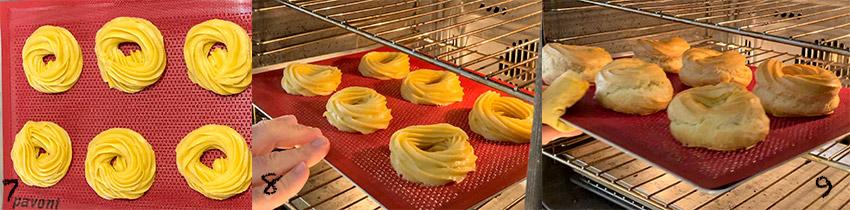 zeppole-salate-con-robiola-e-pomodori-secchi-fp3 Zeppole con Crema di Robiola, Pomodori Secchi e Olive Taggiasche