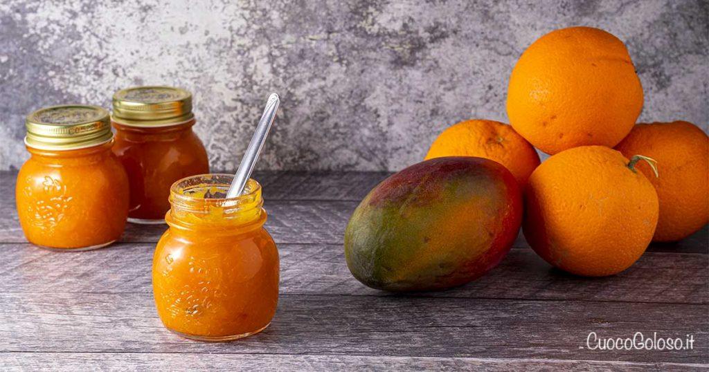 Marmellata-di-arance-e-mango-1024x538 Marmellata di Arance fatta in casa, golosa e super semplice