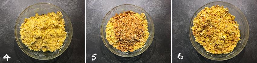 sbrisolona-con-amaretti-fp2 Sbrisolona con Amaretti, dalla tradizione al piacere croccante